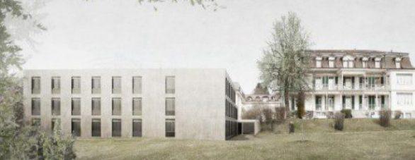 Extension de l'EMS « La Rozavère » - Lausanne