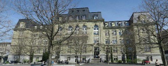 Gymnase du Bugnon - Lausanne